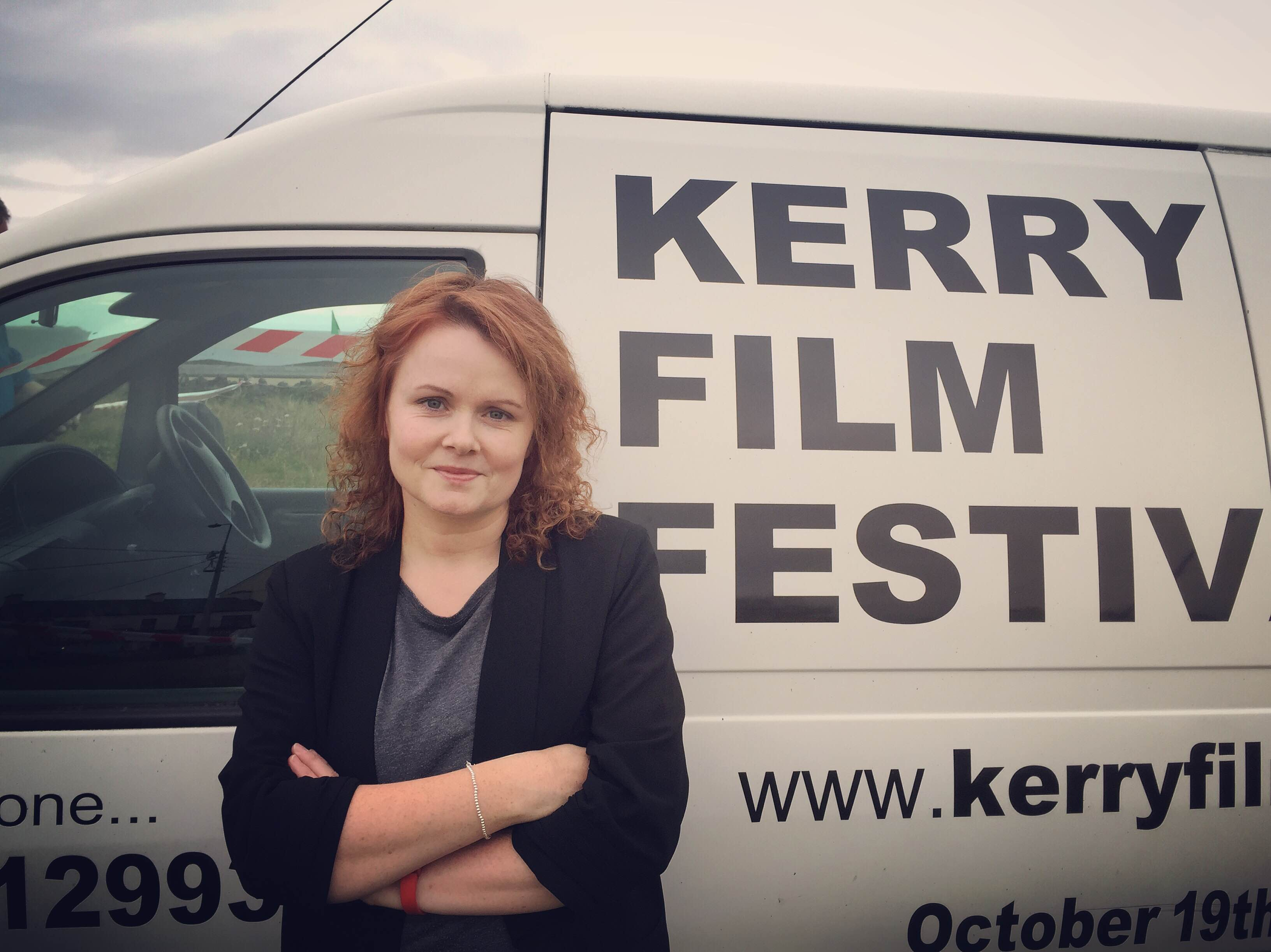 Maeve McGrath, Kerry film festival 2016
