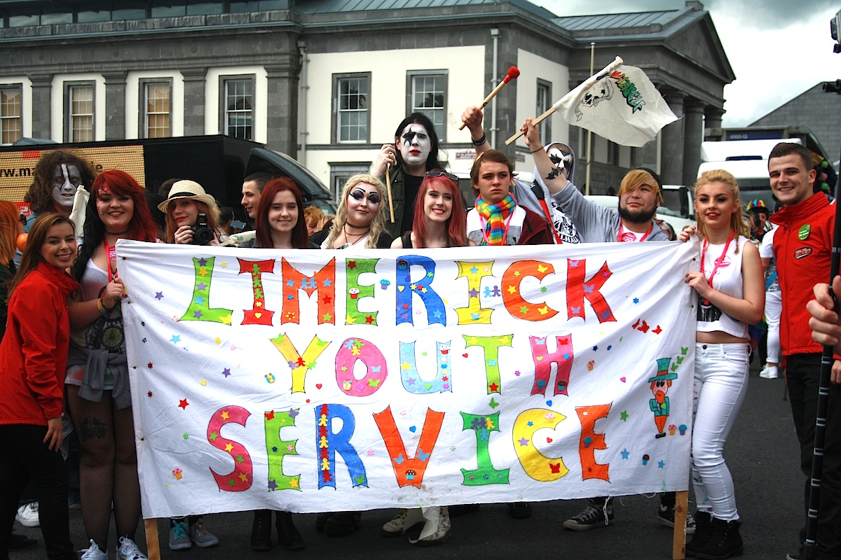 Limerick pride 2016 youth event