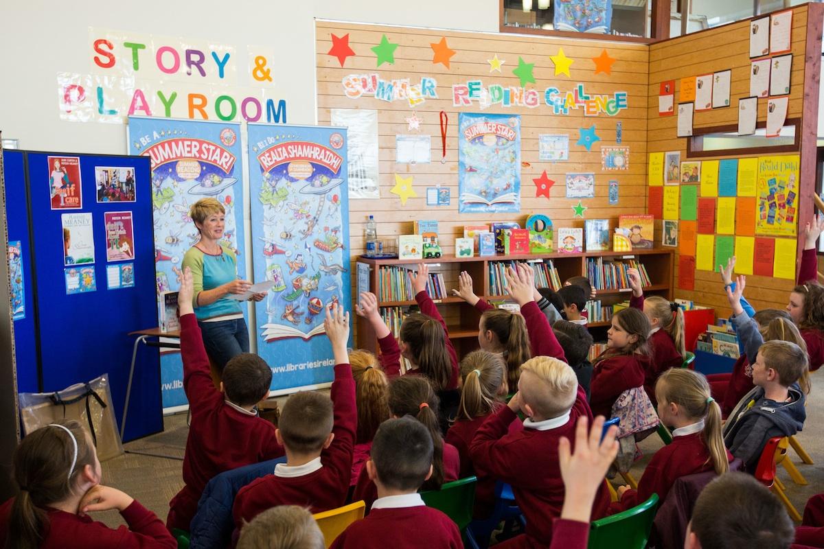 Summer Stars reading programme