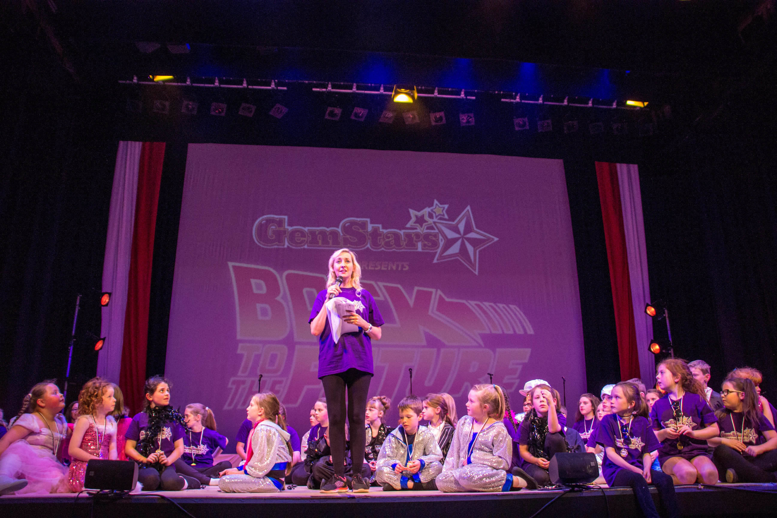 Gemstars School of Performing Arts