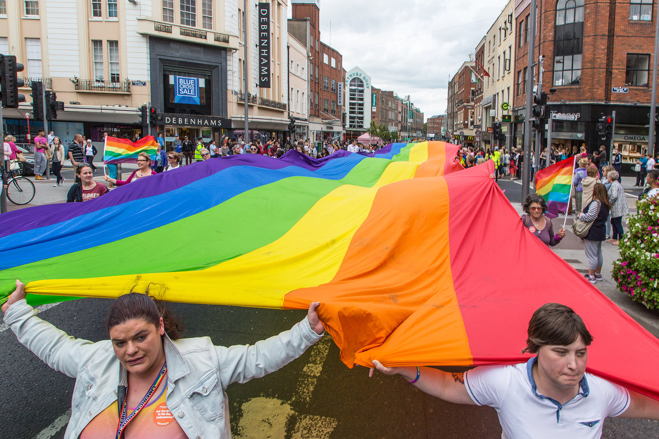 Register your Organisation Limerick LGBTI Pride Festival 2016