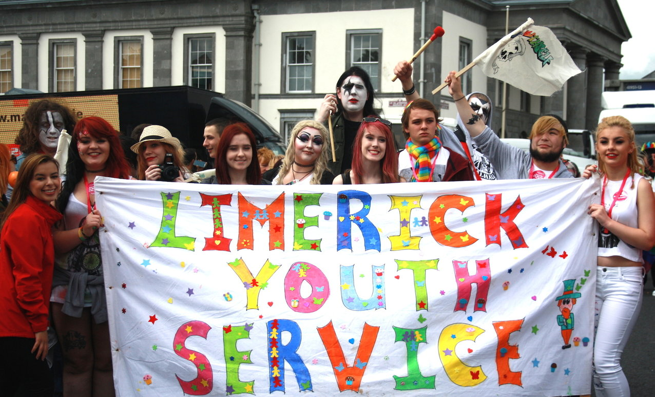 Limerick LGBTI Pride Festival 2016. 2017 Exams