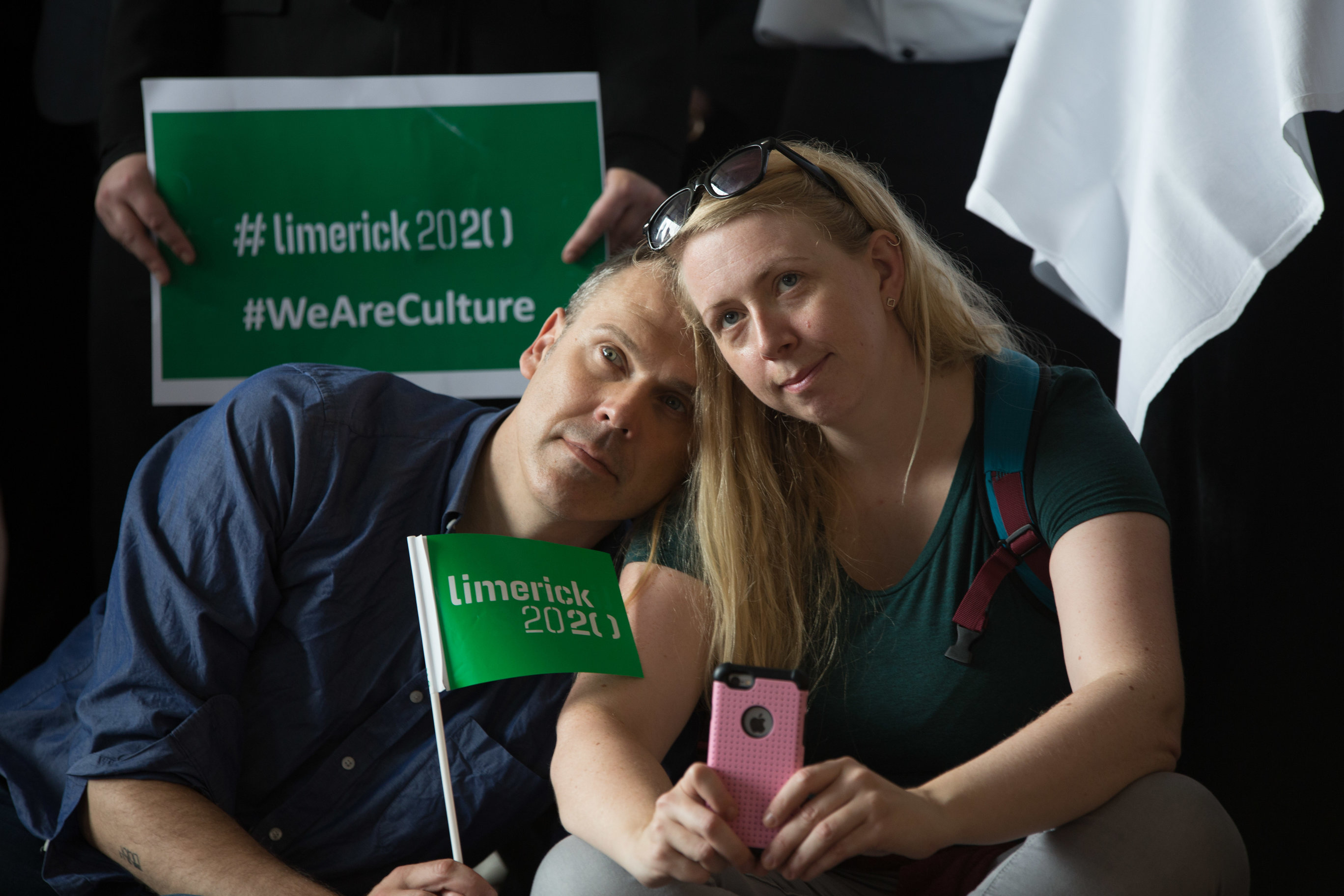 Photos: Limerick 2020 Let us Build on the foundation