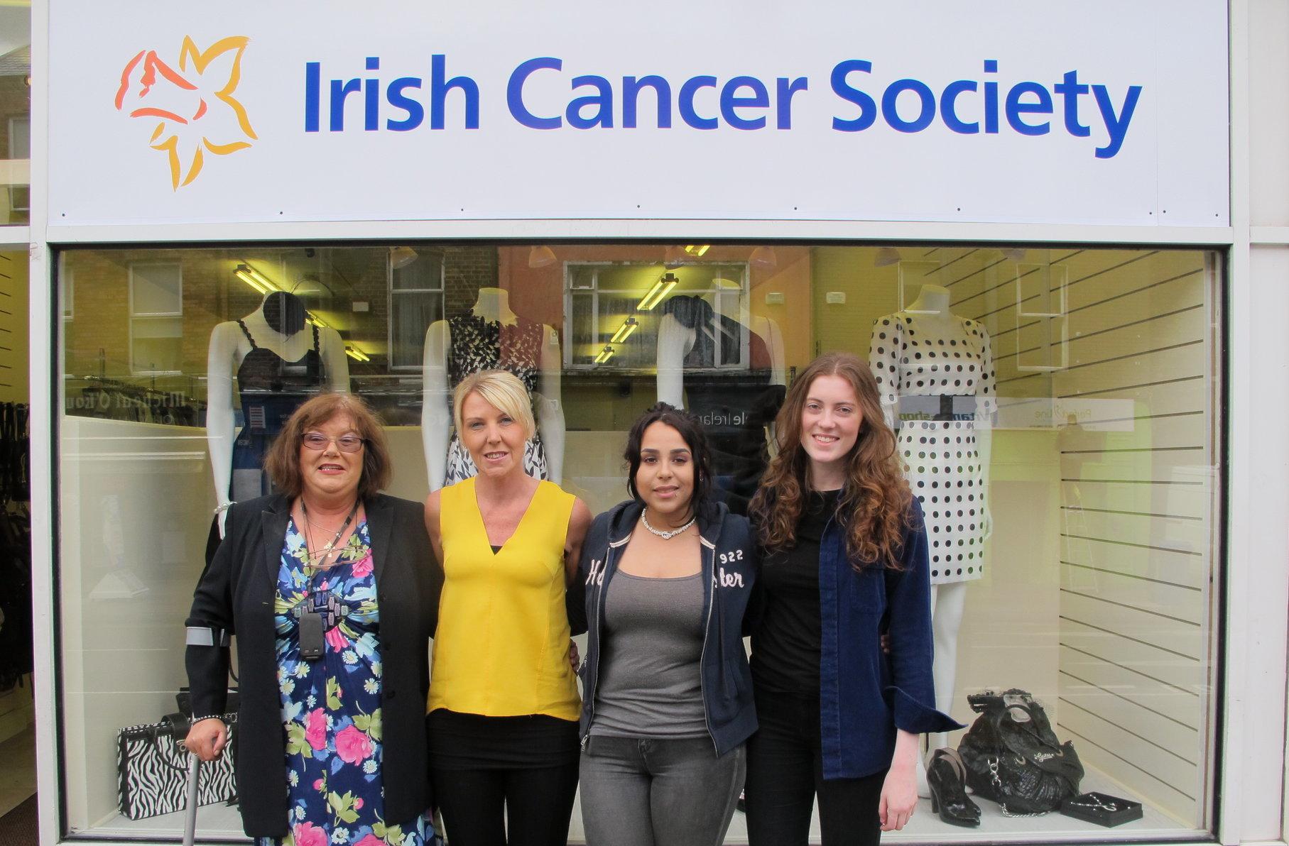 Irish Cancer Society Limerick Moves Location