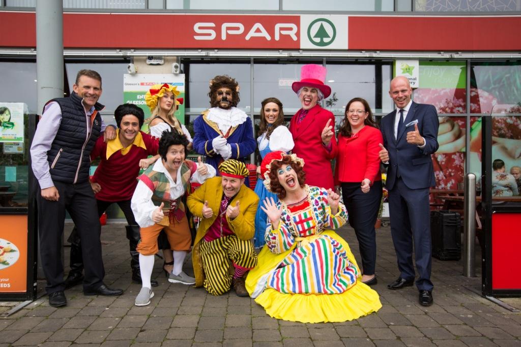 Spar announce UCH Panto Sponsorship