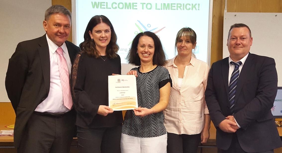 Limerick joins UNESCO