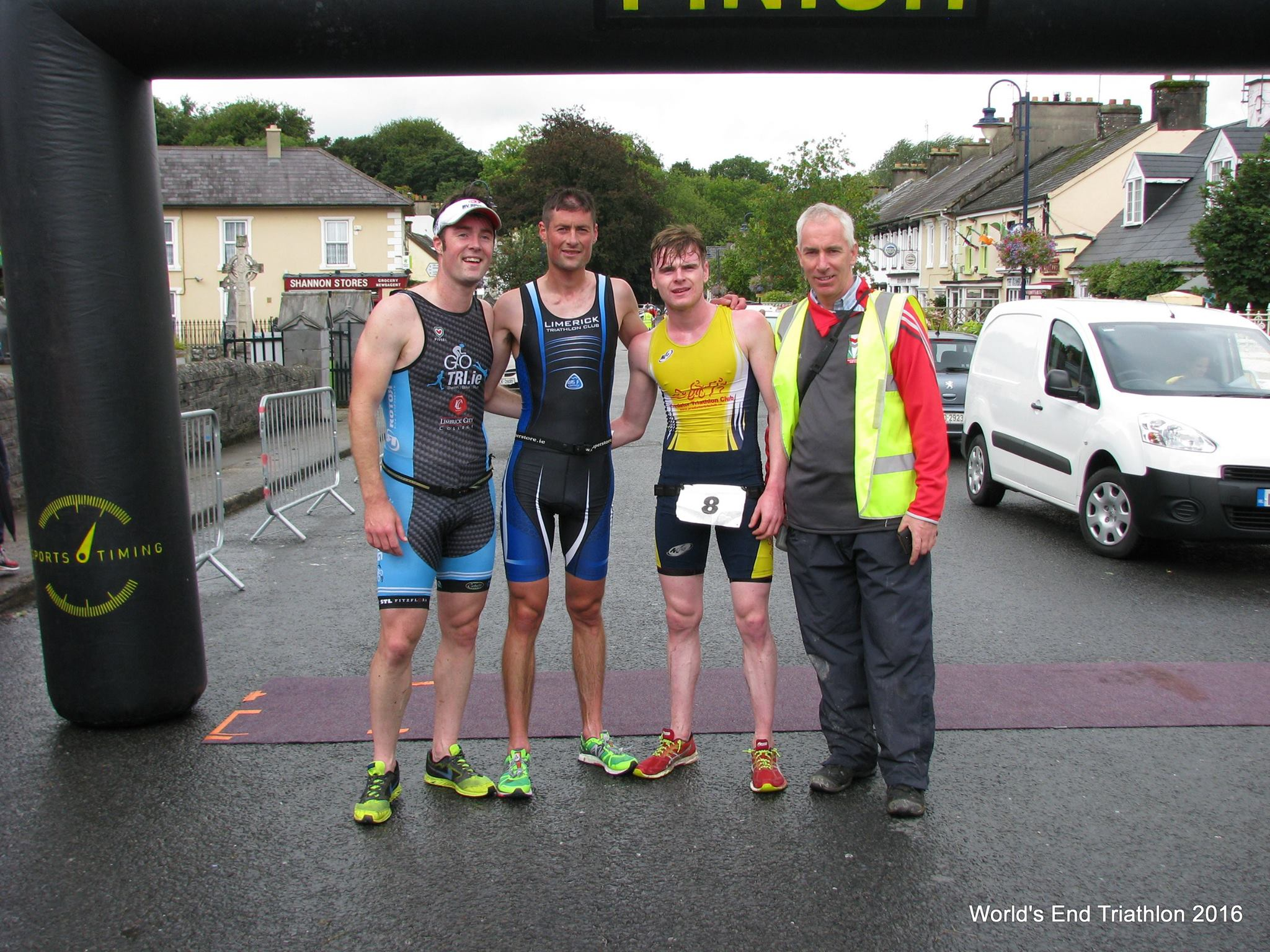 Castleconnell WorldsEnd Triathlon