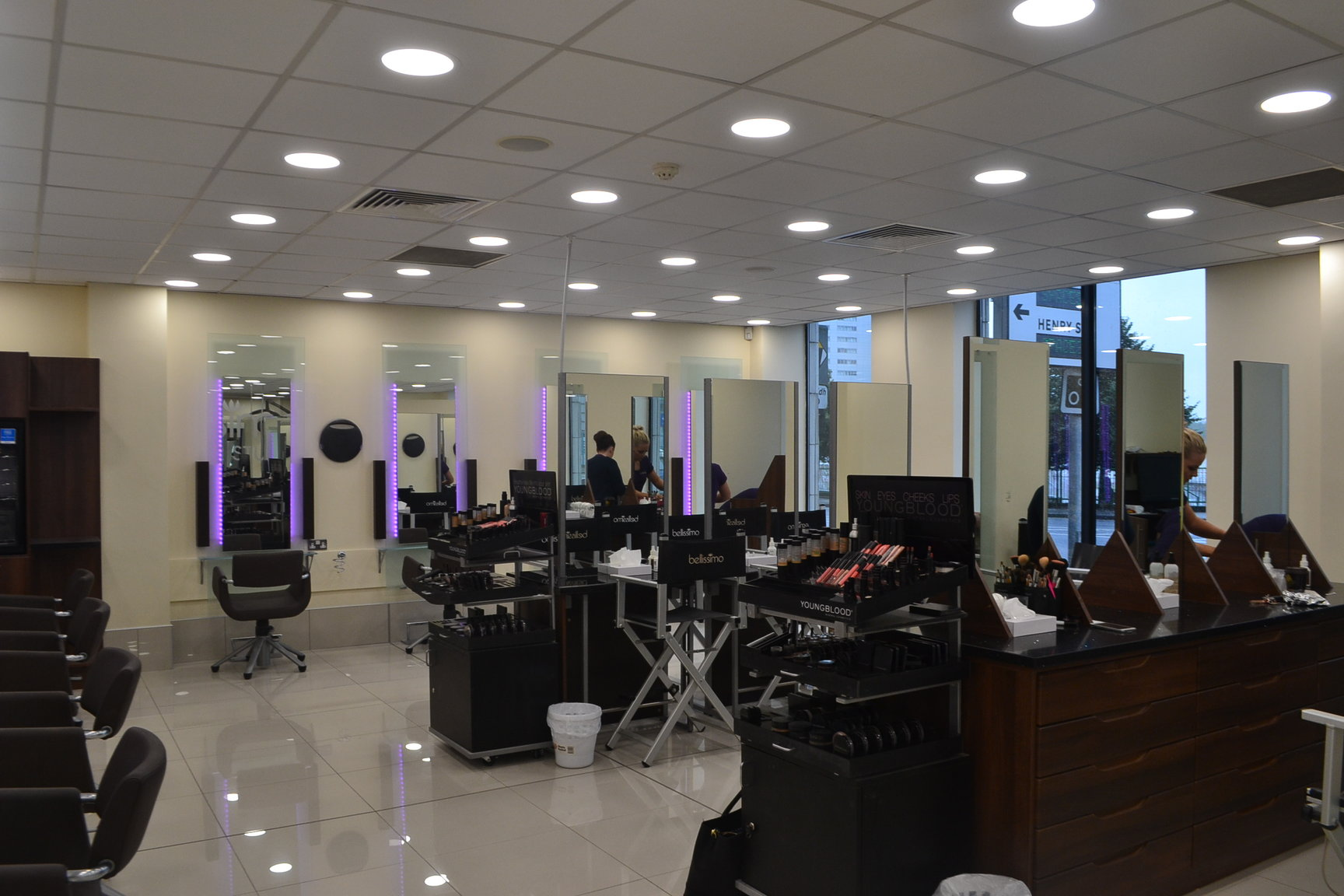 Bellissimo Makeover Studio