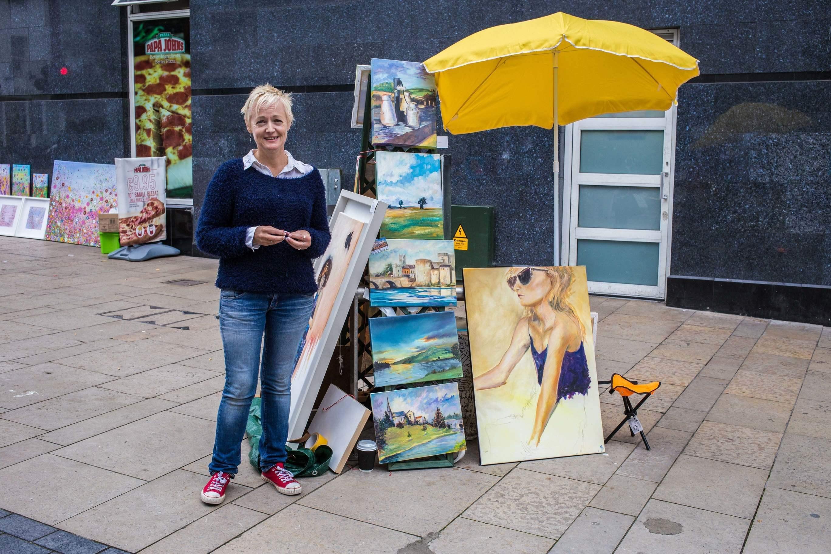 Art Limerick Outdoor Exhibition