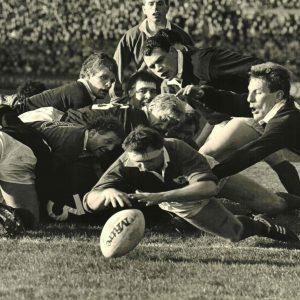 Johnny Brennan Limerick Rugby memorabilia exhibition