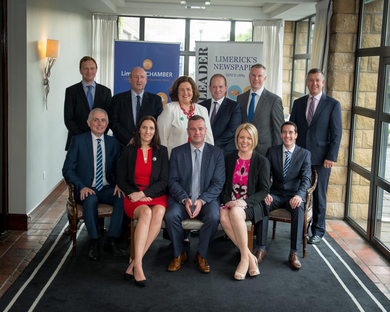 Limerick Chamber Regional Leaders Programme