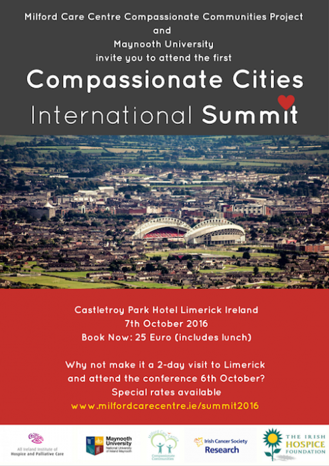 Compassionate Cities Summit