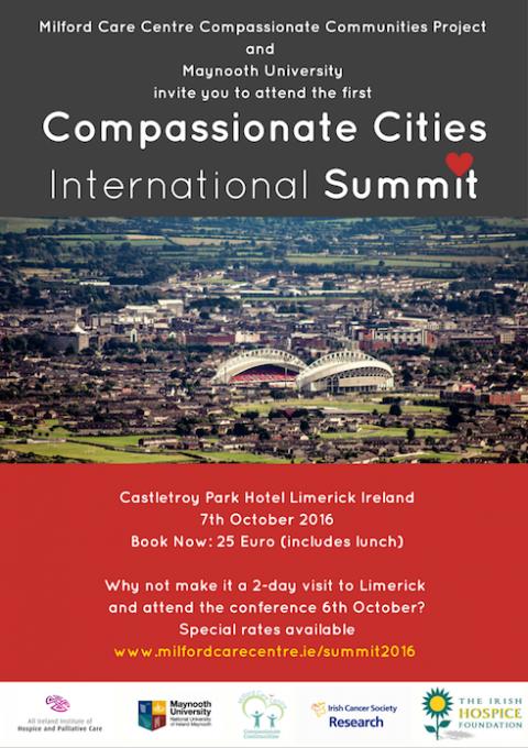 Compassionate Cities Summit