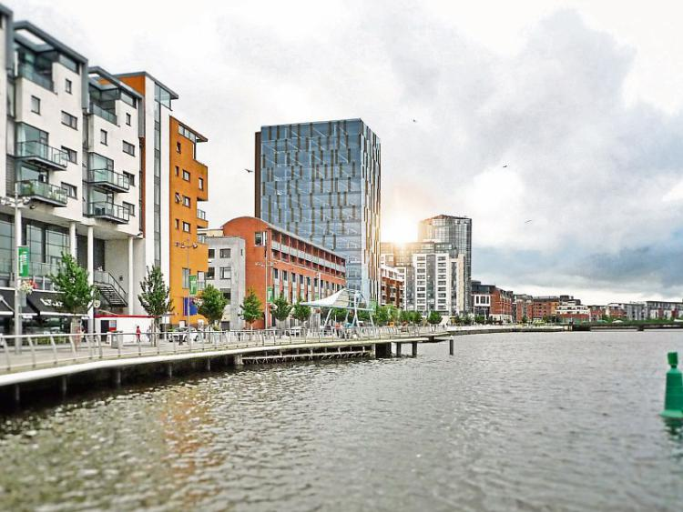 Limerick riverside development