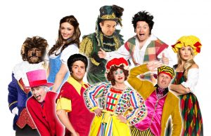 Spar Ireland panto Beauty and the Beast at UCH until Jan 8