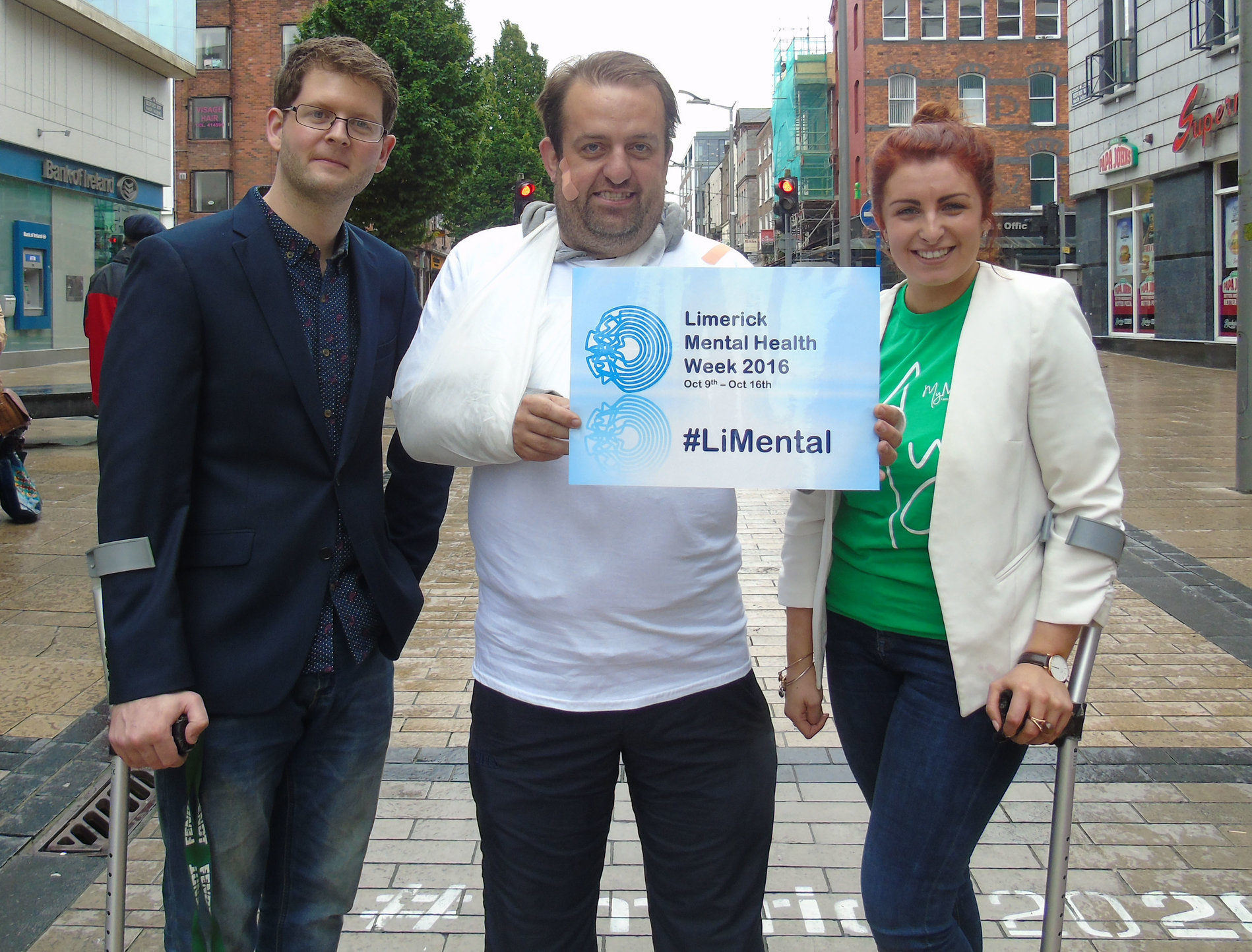 Limerick Mental Health Awareness Week 2016
