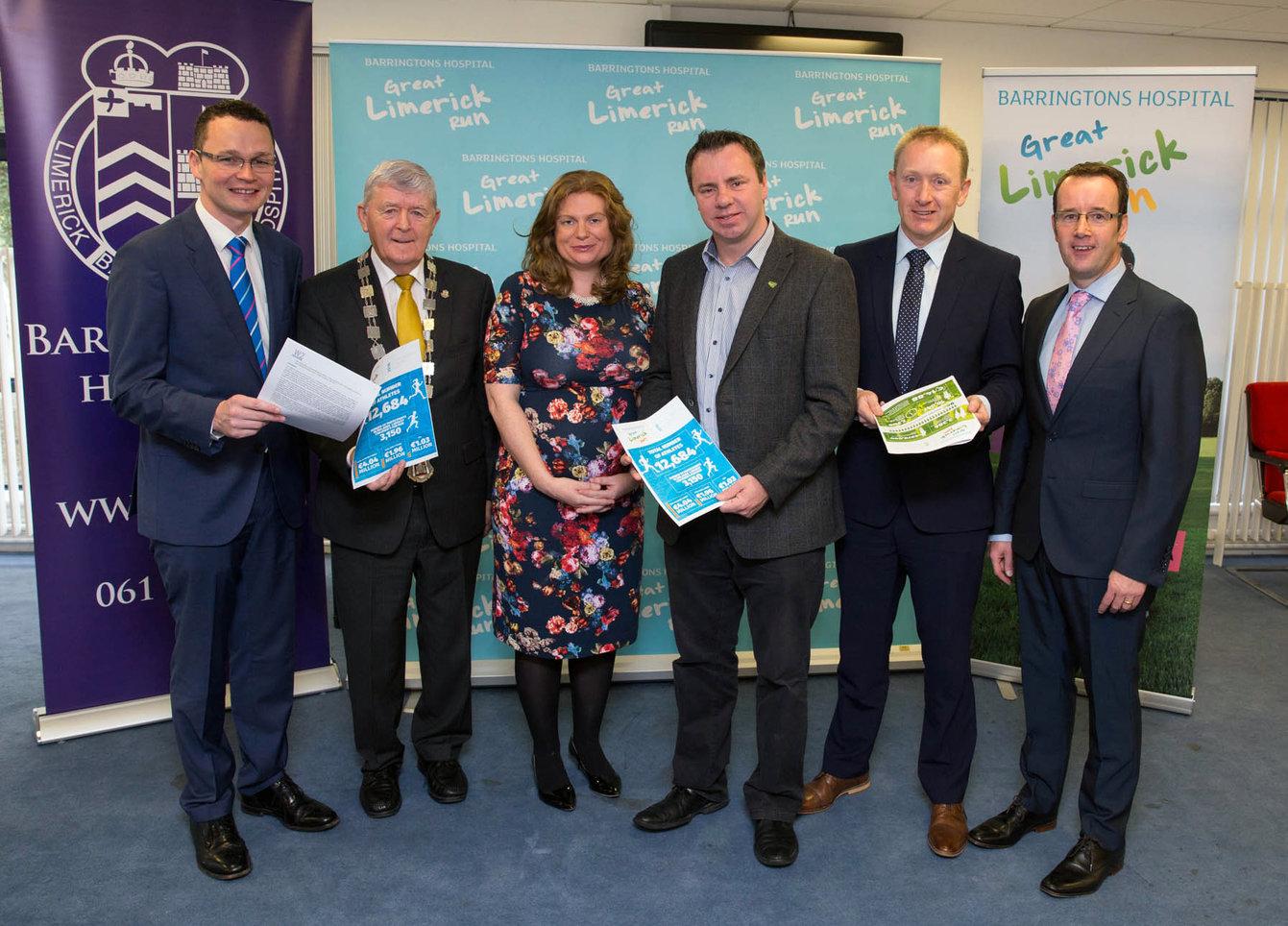 Great Limerick Run generates 4 million euro