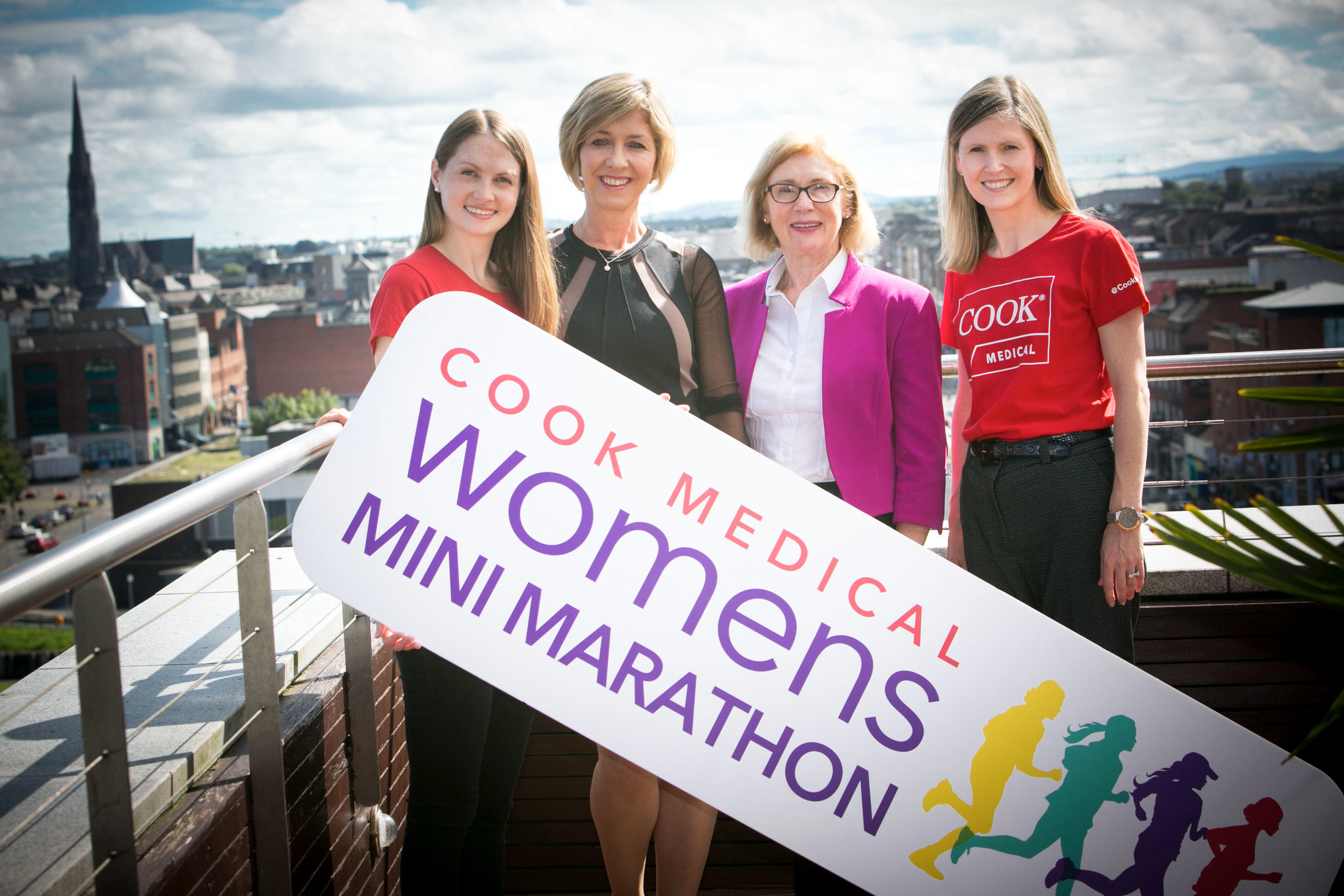 Womens Mini Marathon 2016