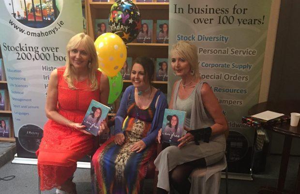 Patricia Ingle book launch