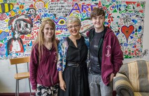 Early Years Leadership Minister Katherine Zappone visits Limerick Youth Service