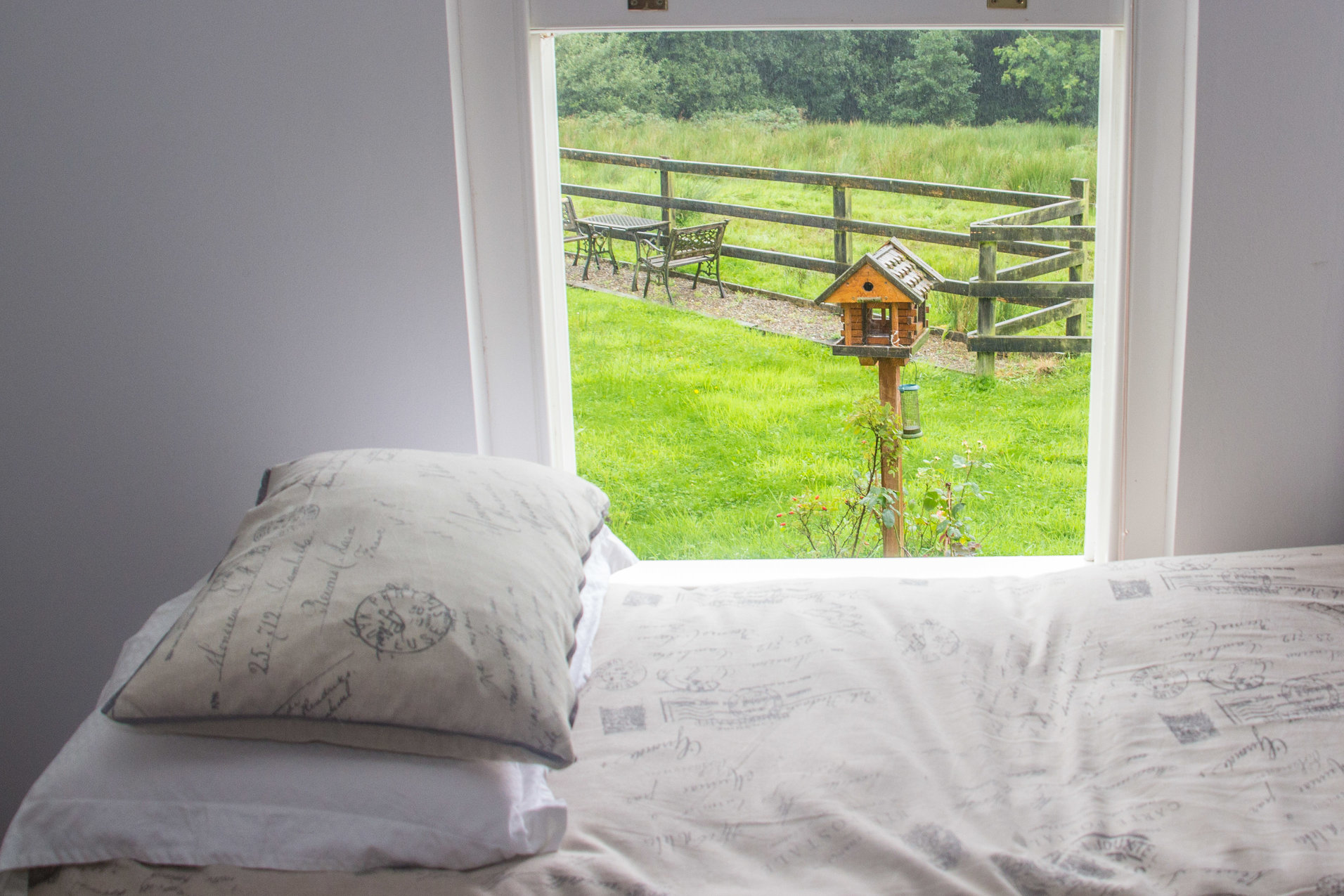 The Holistic Centre of Excellence is situated in the tranquil setting of Murroe.