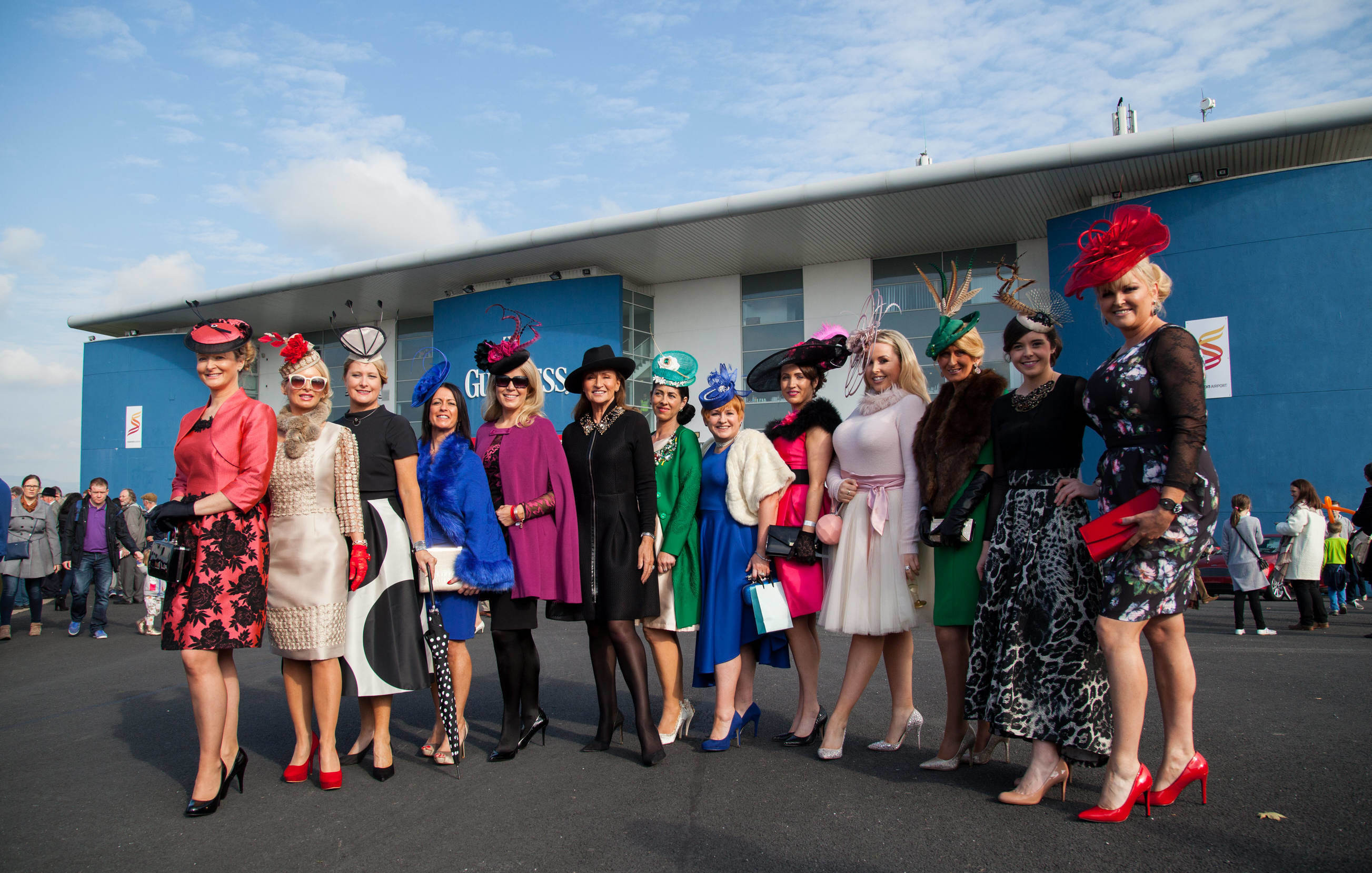 Keanes Jewellers Ladies Day 2016 will take place on Sunday, October 9 at Limerick Racecourse and is recognised as one of the top ladie