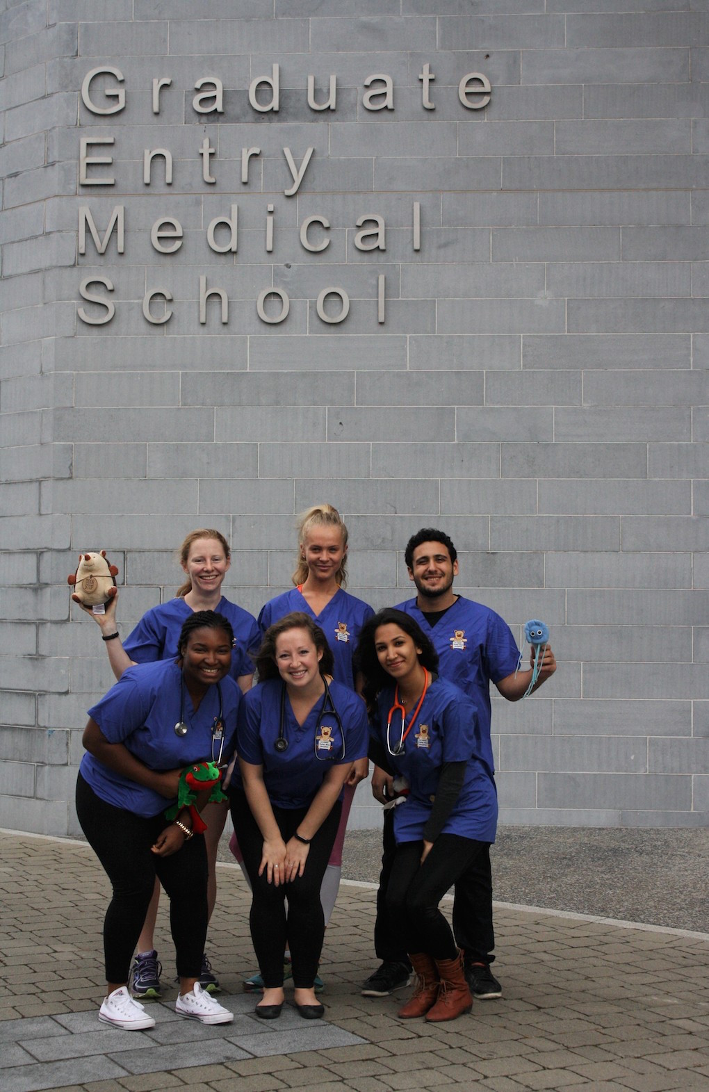 UL medical students are doing a Teddy Bears Hospital for the CARI Family Fun Day