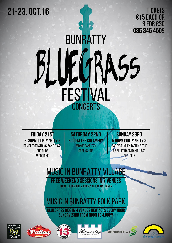 Bunratty Bluegrass Festival
