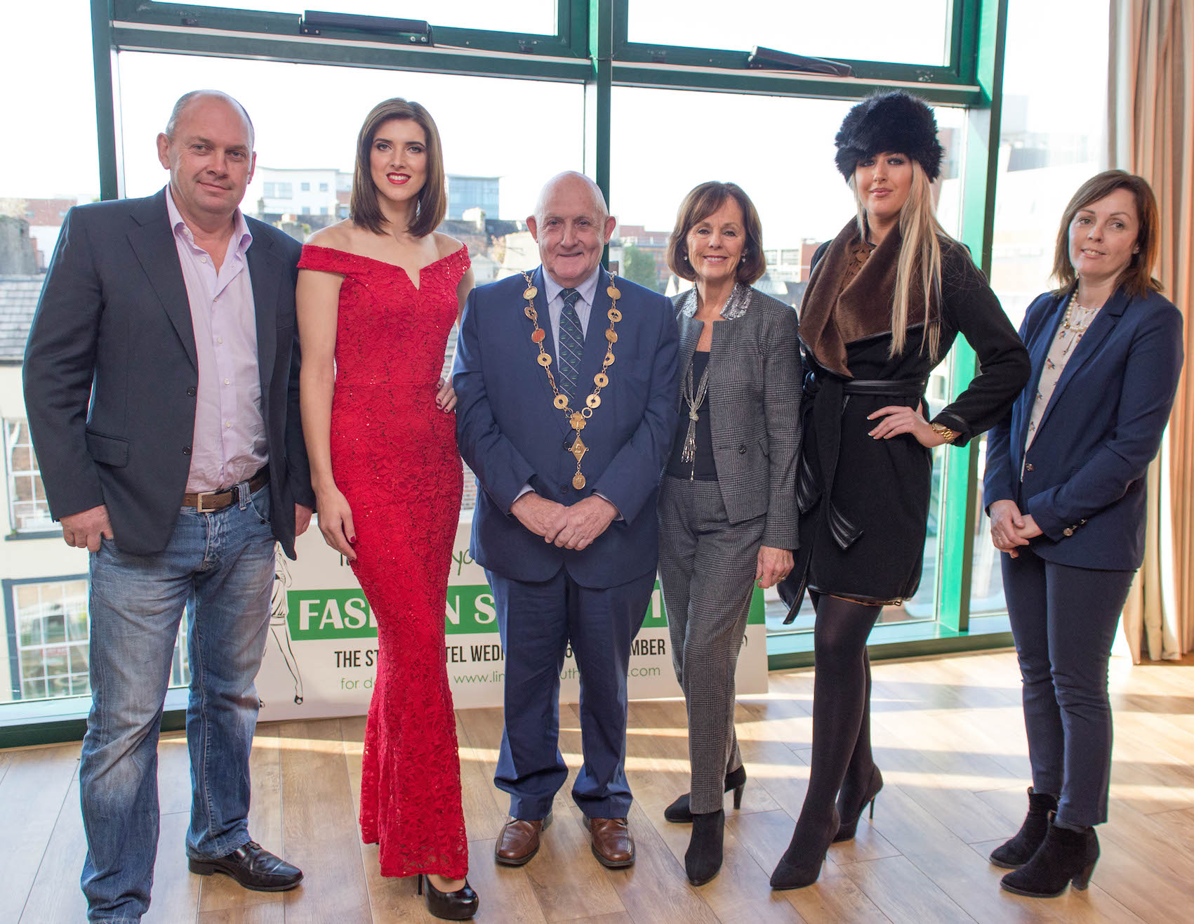 Limerick Youth Service Fashion Show 2016