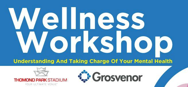 Thomond Park Wellness Workshop