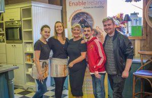 Enable Ireland coffee morning Fundraiser