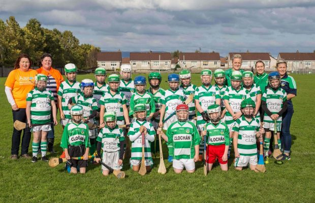 Claughan GAA vs Milford NS Honouring Aaron Memorial Match 2016