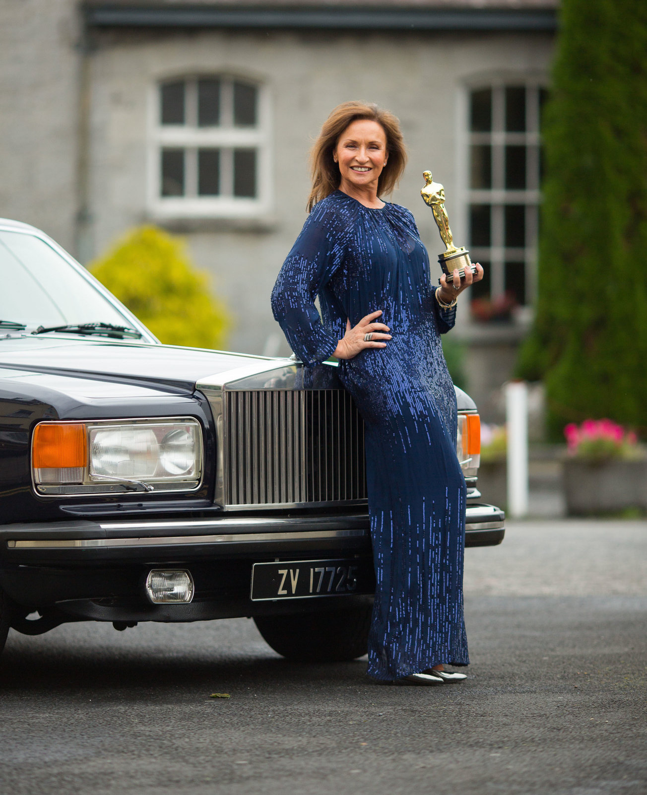 Maureen O Hara comes to Foynes