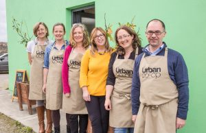 Chance to grow at Urban CoOp Tait House premises /Urban Co-Op Peoples Kitchen