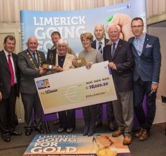Limerick going for gold 2016 winner