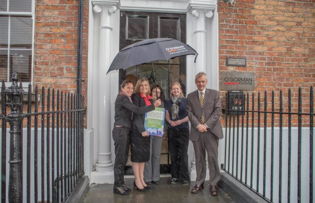 Limerick Tidy Towns Monthly Award October 2016