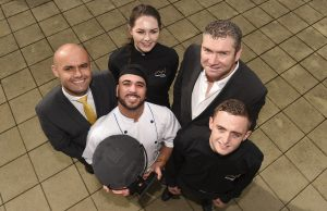 Masterchefs Hospitality wins gold