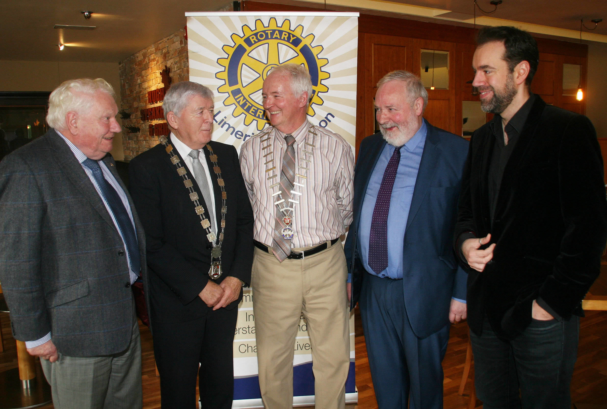 Limerick Shannon Rotary Club gala concert
