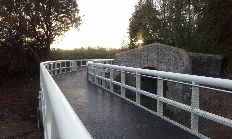 University Riverbank Walkway