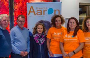 Honouring Aaron Worldwide Tee Challenge