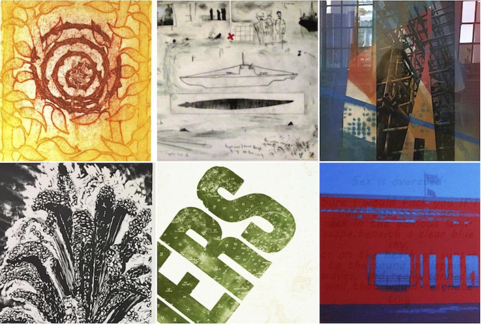 Limerick Printmakers Winter Exhibition 2016