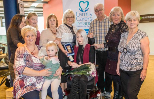 Limerick Woman Dorothy Meaney awarded national Carer of the Year 2016