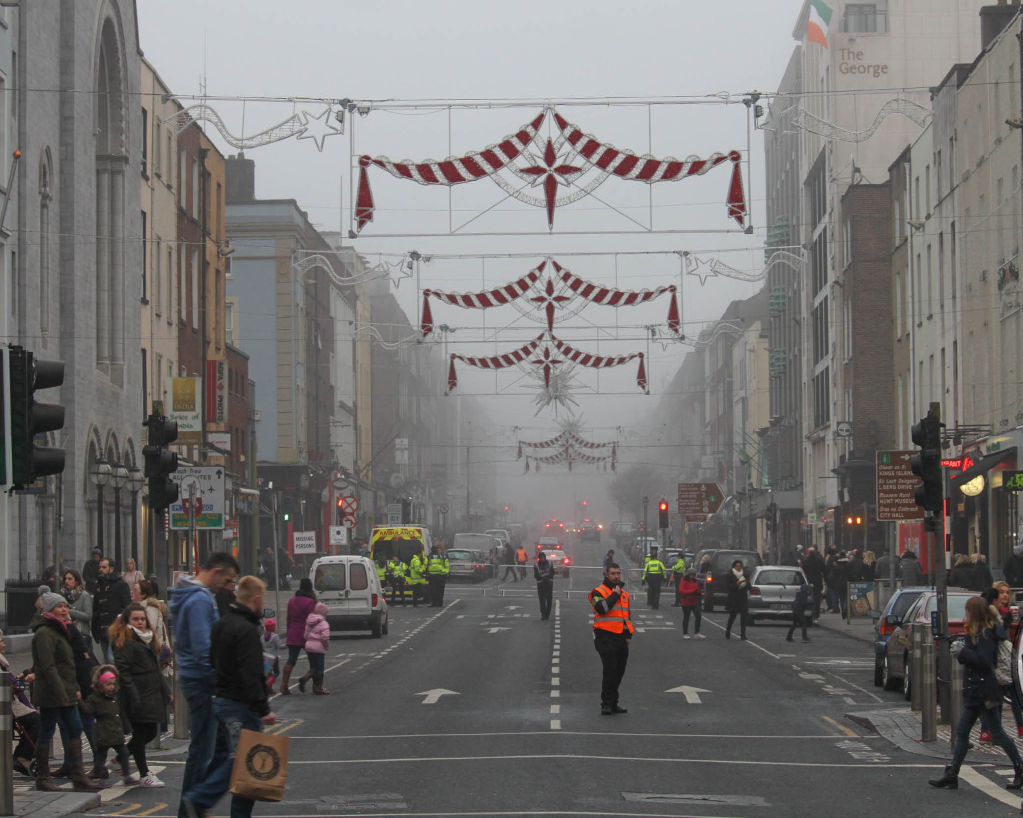 Free Limerick Car Parking For Shoppers And Visitors This Christmas