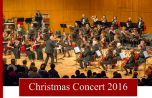UL Orchestra Christmas Concert