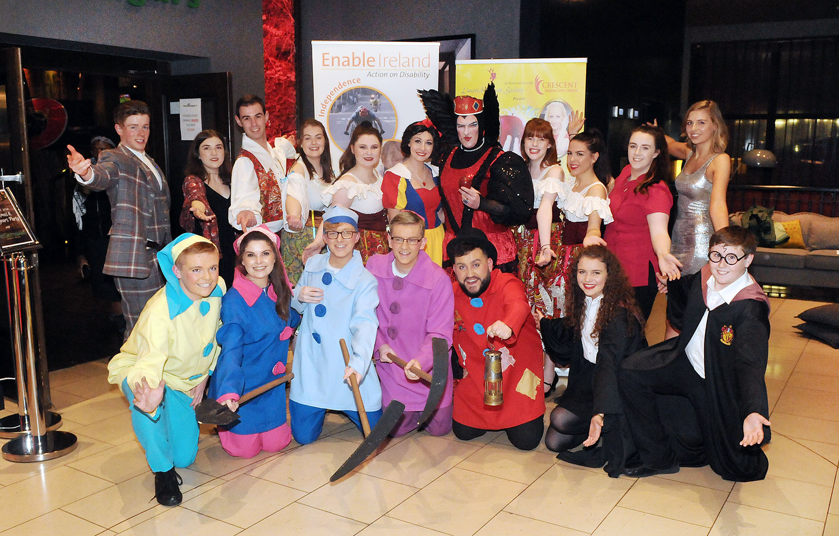 Limerick Panto Society Presents Snow White