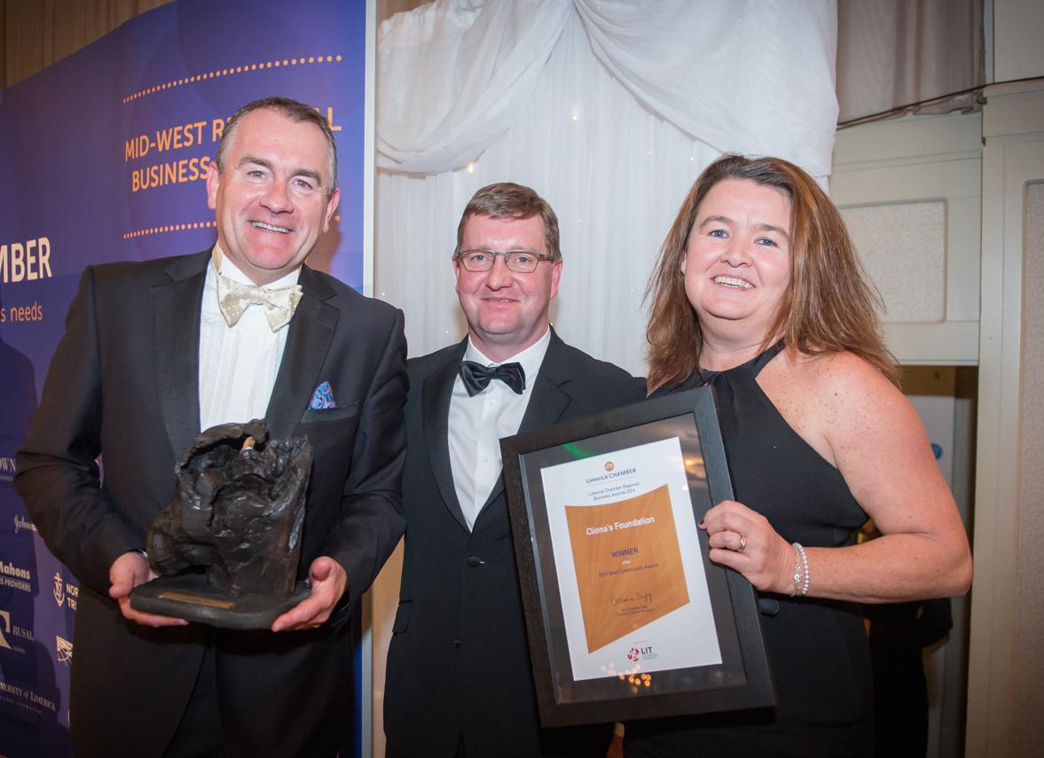 Limerick Chamber Community Entity Award 2016