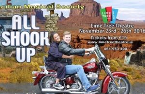 The Cecilians present All Shook Up