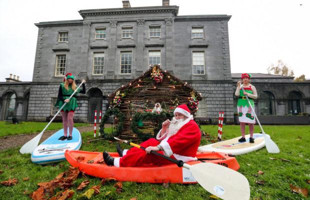 Hunt Museum hosts Magic of Christmas