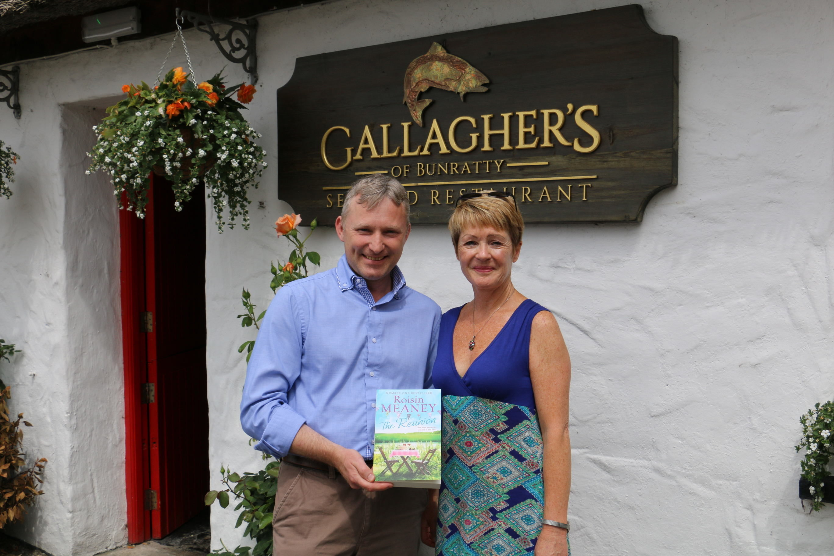 Gallaghers Seafood Restaurant Bunratty