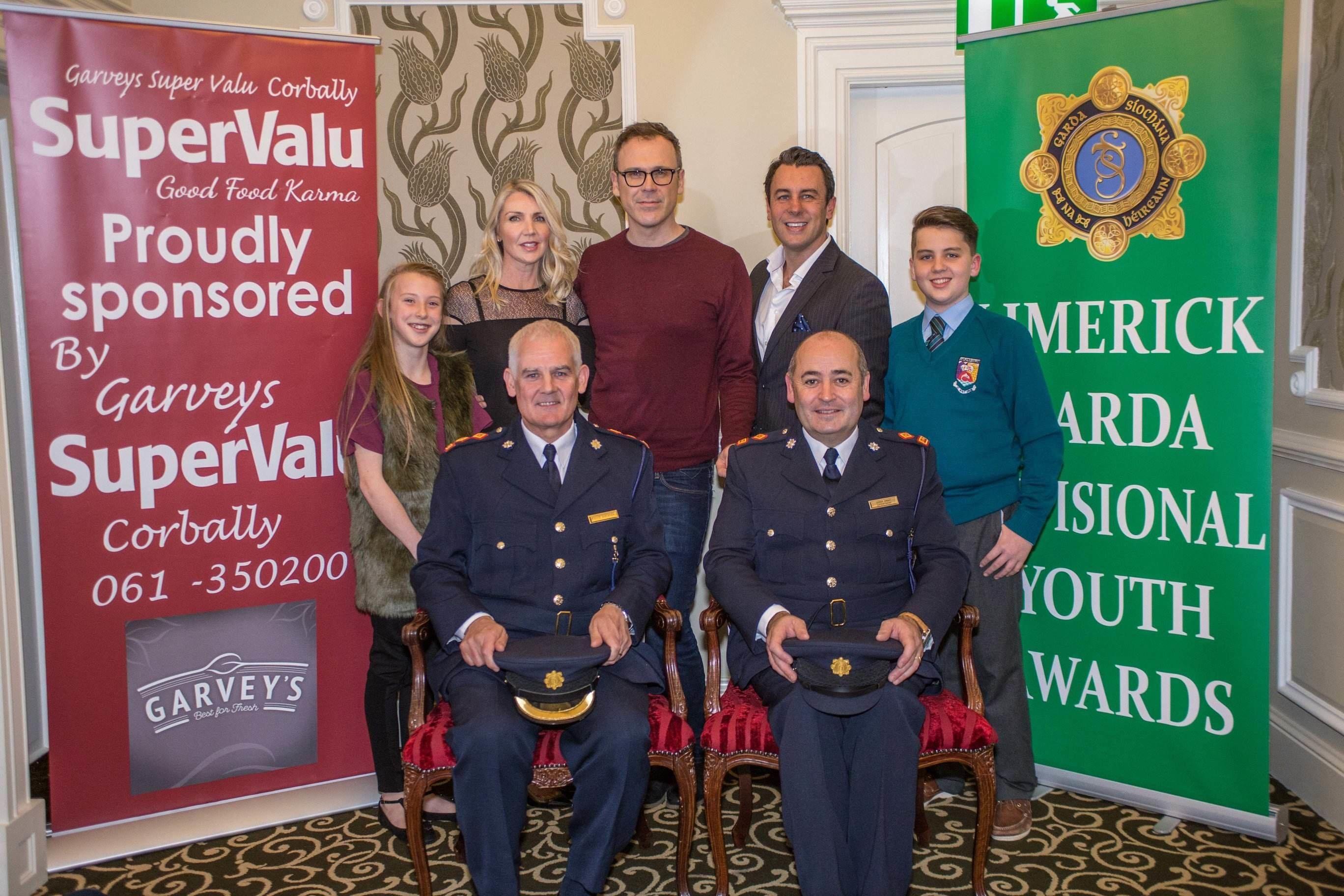 Garda Divisional Youth Awards 2016